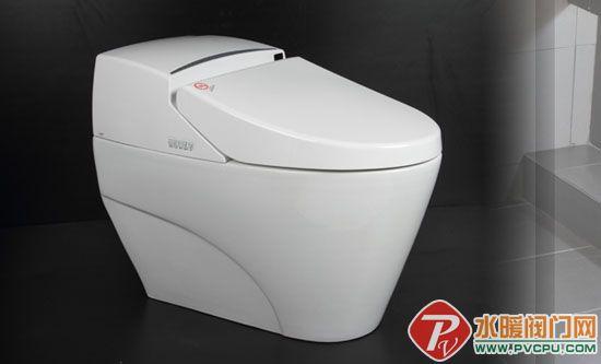 一些大件卫浴产品,如智能马桶