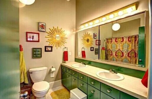 农村家庭厕所设计图展示