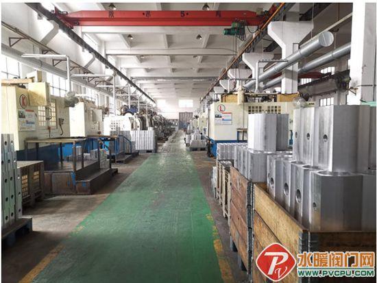 江苏无锡地区形成阀门气动装置产品规模型制造基地
