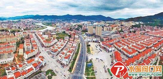 美丽仑苍 中国威尼斯人名镇